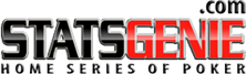 StatsGenie Logo Text